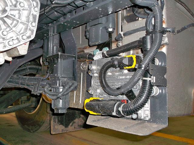 Automechanik - opravář stavebních a zemních strojů