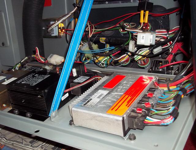 Autoelektrikářská práce
