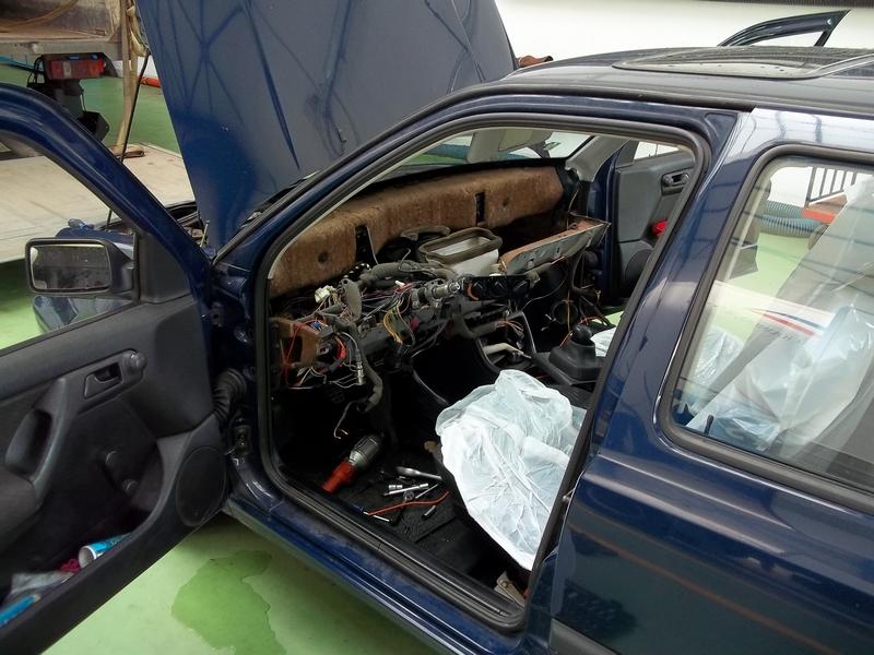 Opravy osobních automobilů