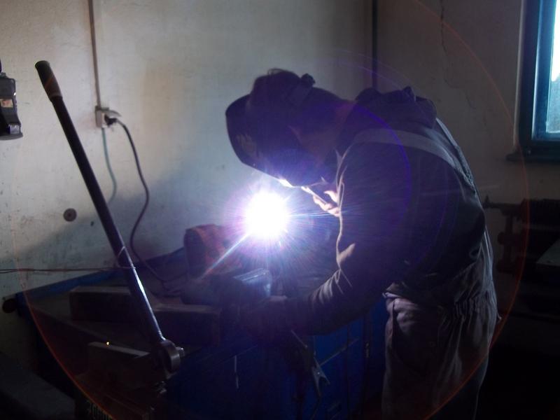 Sváření oceli