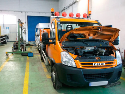 Technická oprava vozidla