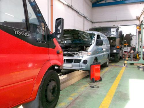 Technická oprava vozidla 2